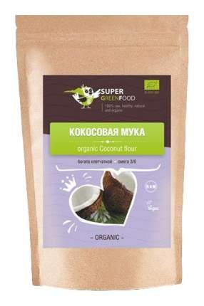 Мука Super Green Food кокосовая 200 г