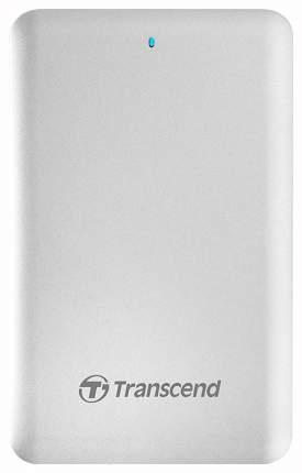 Внешний SSD накопитель Transcend StoreJet 256GB White (TS256GSJM500)