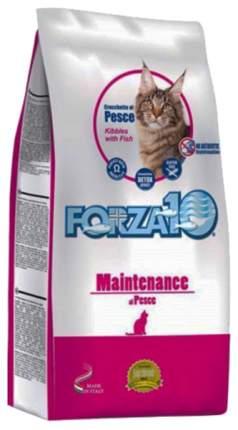 Сухой корм для кошек Forza10 Maintenance, рыба, 10кг