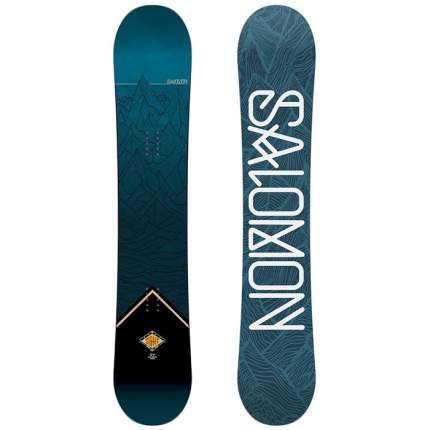 Сноуборд Salomon Sight Wide 2019, 166 см