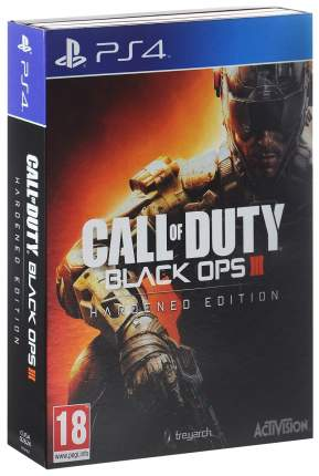 Игра Call of Duty: Black Ops III. Hardened Edition для PlayStation 4