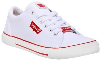 Кеды Levi's Kids white 31 размер