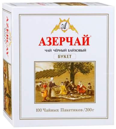Чай черный Азерчай букет 100 пакетиков