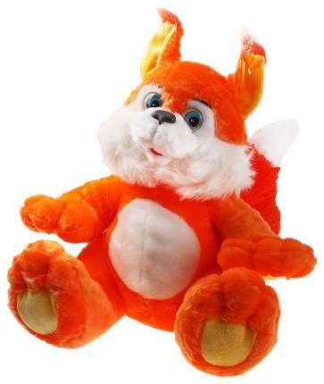 Мягкая игрушка СмолТойс Бельчонок, оранжевый, 41 см