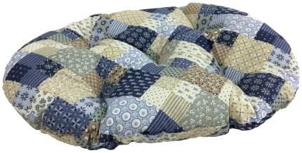 Лежак для животных Бобровый Дворик 47 х 32 см пэчворк