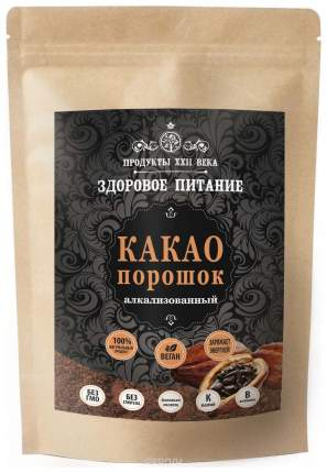 Какао порошок Продукты 22 века 200 г