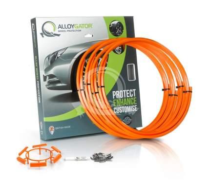 Защитные кольца на диски AlloyGator R13-21 оранжевые
