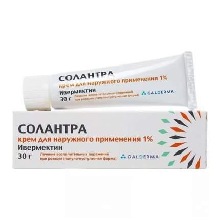Солантра крем 1 % 30 г