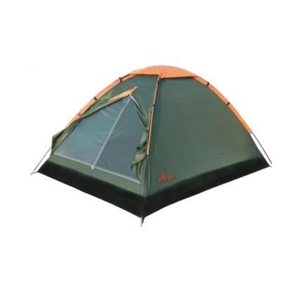 Палатка Totem Summer V2 двухместная зеленая