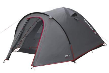 Палатка High Peak Nevada четырехместная темно-серая