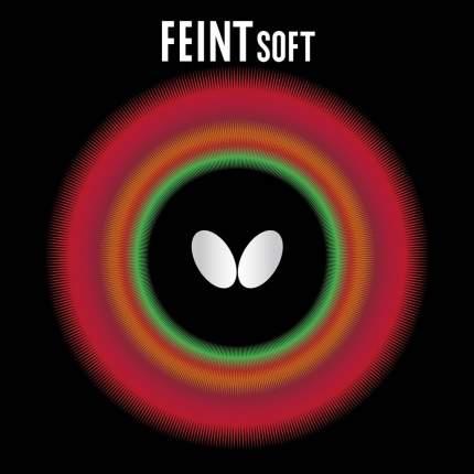 Накладка для ракетки Butterfly Feint Soft черная 1.5