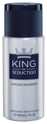 Дезодорант Antonio Banderas King of Seduction Deodorant Spray