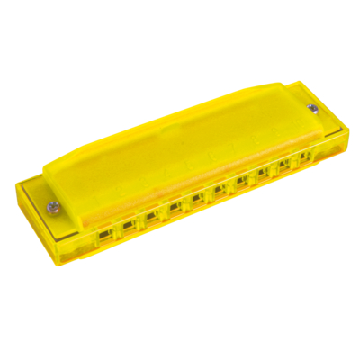 Губная гармоника детская HOHNER Happy Yellow