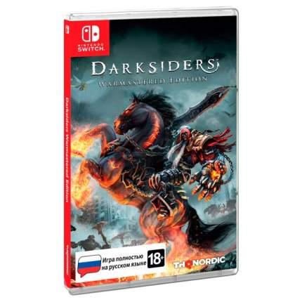 Игра для Nintendo Switch Darksiders Warmastered Edition