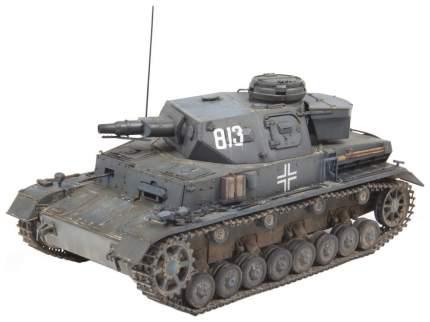 Модель для сборки Zvezda Немецкий средний танк T-IV E 3641