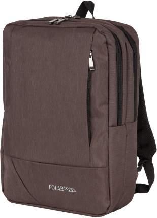 Рюкзак Polar П0045 9,9 л коричневый