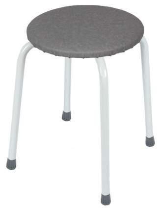 Табурет ЗМИ Пенек крепкий круглый до 120 кг Серый