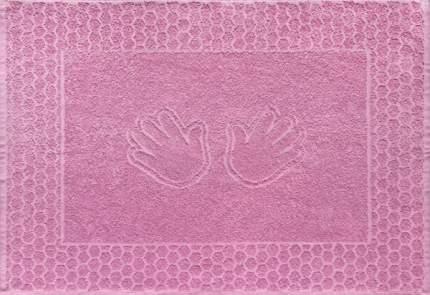 """Полотенце махровое """"Ручки"""" (фуксия) 48х70"""