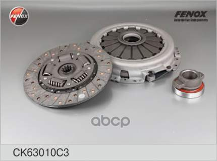 комлект сцепления FENOX CK63010C3
