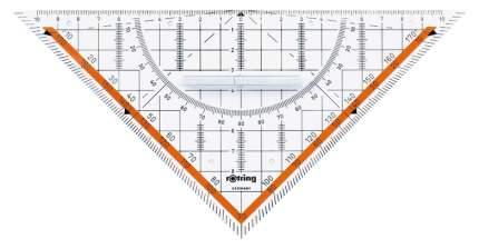 Треугольник ROTRING CENTRO R823028