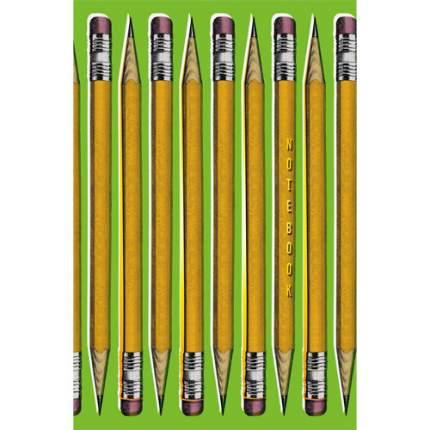 """Блокнот """"В коробке с карандашами"""" А5, 100л"""