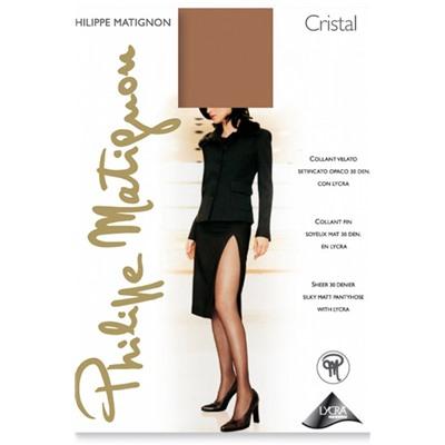 Колготки Philippe Matignon CRISTAL 30 / Glace (Загар) / 2 (S)