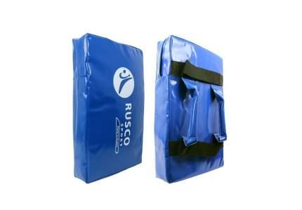 Макивара Rusco Sport 3 ручки 30х50х12, тент, синий