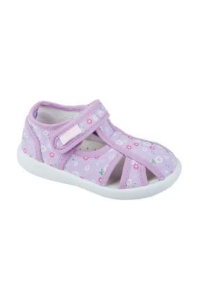 Текстильная обувь MURSU, цв.сиреневый, 26 р-р.