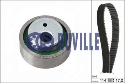 Комплект ремня ГРМ RUVILLE 5662070