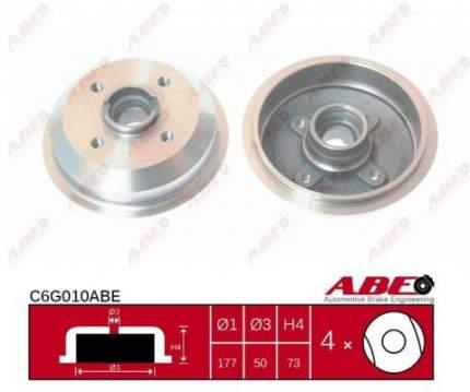 Тормозной барабан ABE C6G010ABE