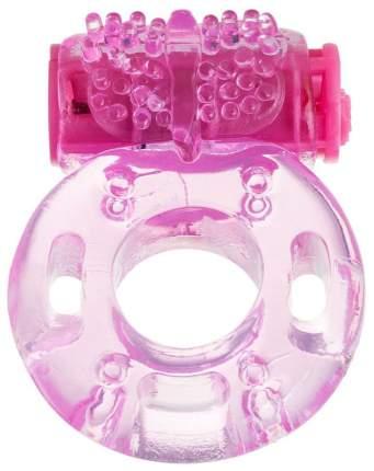 Эрекционное кольцо Erotist розовый