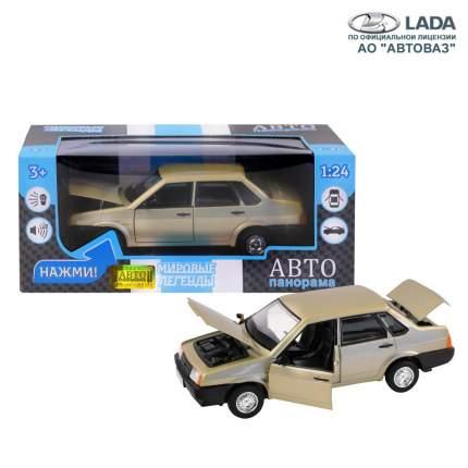 Машинка Автопанорама металлическая ВАЗ 21099 1:22 JB1200156