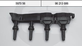 Катушка зажигания BRECAV 110.006