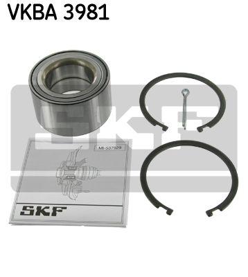Комплект подшипника ступицы колеса SKF VKBA 3981