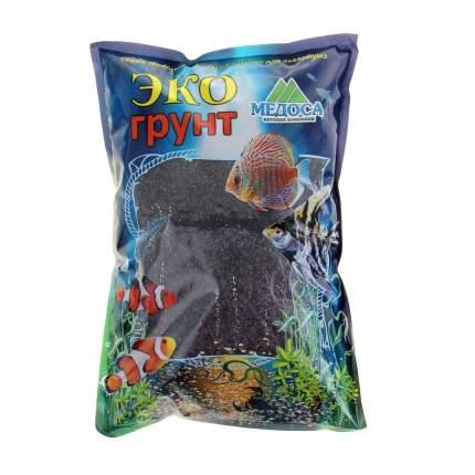 Грунт для аквариума ЭКОгрунт Черный блестящий r-0024 3,5 кг