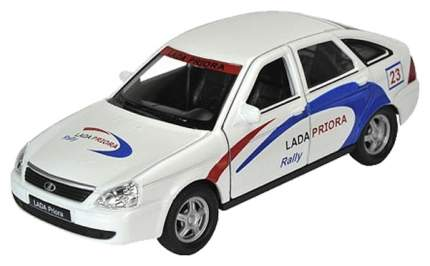 Игрушка Welly LADA Priora Rally 1:34-39 (43645RY)