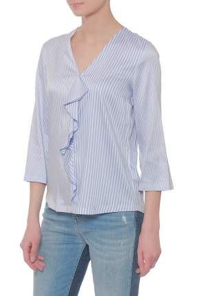 Блуза женская Tommy Hilfiger голубая 6