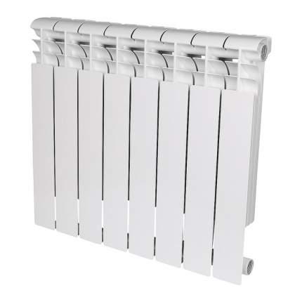 Радиатор алюминиевый Rommer 572x800 Profi 500 10
