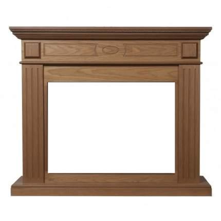 Деревянный портал для камина Electrolux Bianco 26/30 Орех