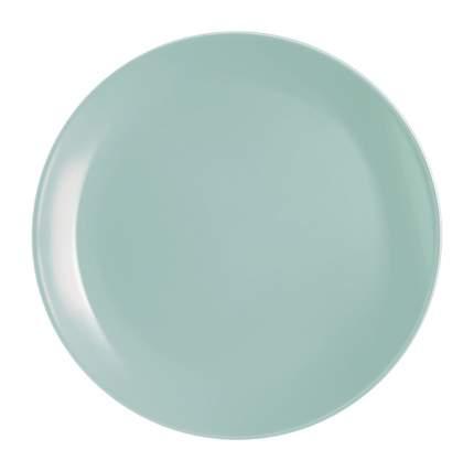 Тарелка обеденная 25 см Luminarc Дивали Лайт Тюркуаз