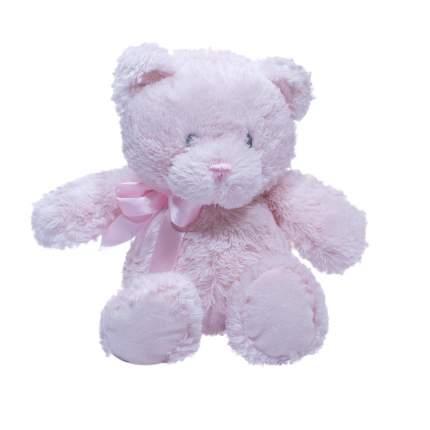 Мягкая игрушка Teddykompaniet Розовый мишка с бантом, 19 см,5343