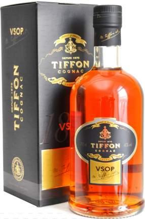 Коньяк Tiffon Reserve V.S.O.P. gift box 0.7 л