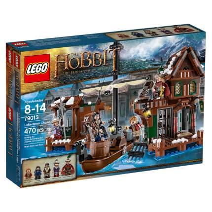 Конструктор LEGO Lord of the Rings and Hobbit Погоня в Озёрном городе (79013)
