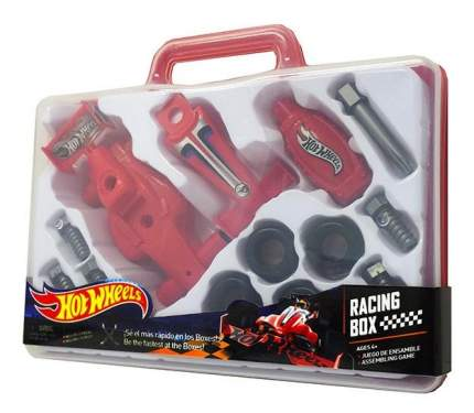 Игровой набор юного механика hot wheels в чемодане Corpa hw225