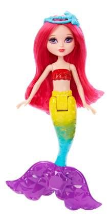 Кукла Barbie Маленькая русалочка с красными волосами DNG07 DNG08