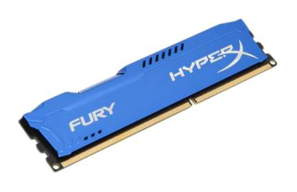 Оперативная память HyperX FURY HX316C10F/8