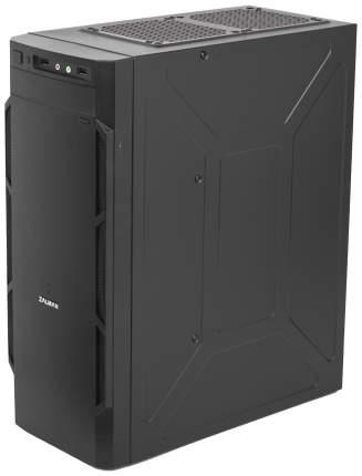 Компьютерный корпус Zalman ZM-T1 Plus без БП black