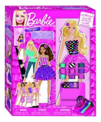 Набор для творчества Barbie с картонными куклами