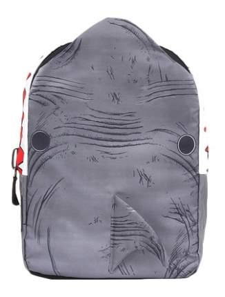 Рюкзак Mojo Pax Shark 3D серый