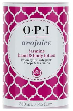Лосьон для тела OPI Avojuice Jasmine Hand & Body Lotion 250 мл